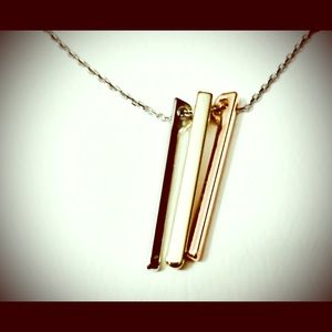 3 bar necklace🤍 NEW!